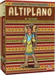 Altiplano - De Reiziger Uitbreiding