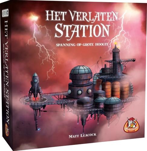 Het Verlaten Station - Bordspel