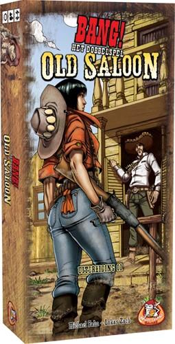 Bang! - Old Saloon Uitbreiding