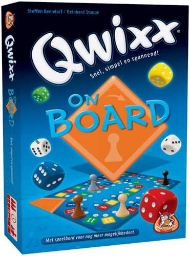 Qwixx - On Board