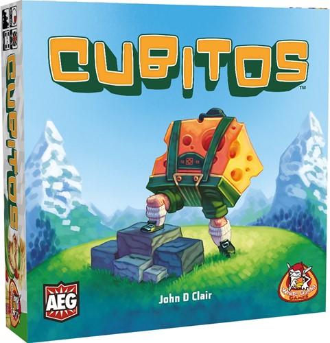 Cubitos - Bordspel