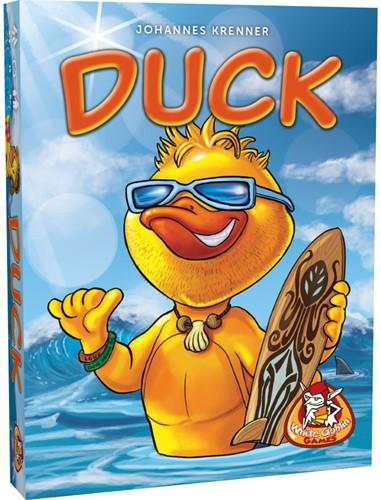 Duck - Kaartspel (demo spel)