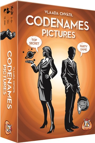 Codenames - Pictures (demo spel)