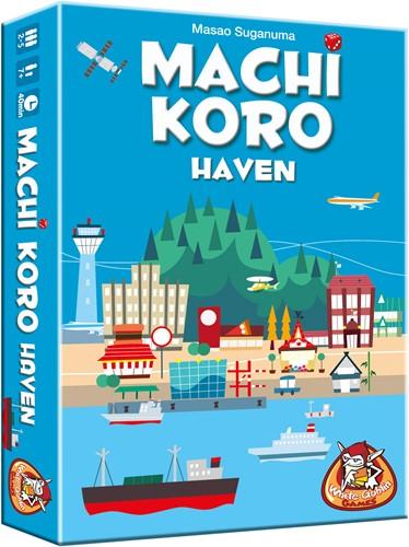 Machi Koro - Haven Uitbreiding
