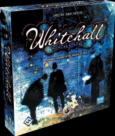 Whitehall Mystery-1