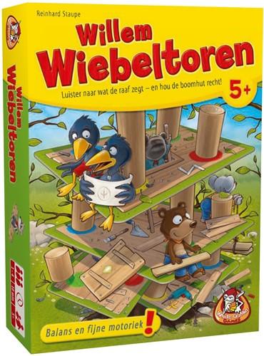 Willem Wiebeltoren - Kaartspel