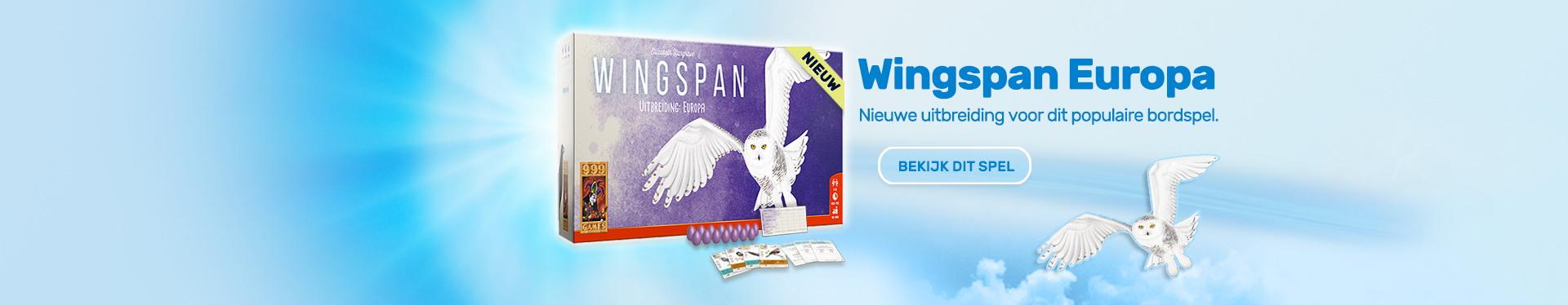 Wingspan - Europa Uitbreiding