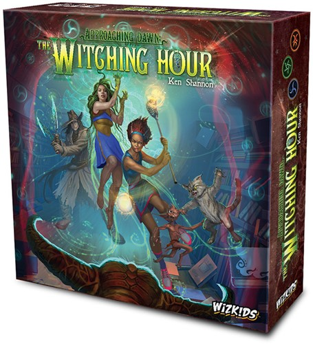 Approaching Dawn - The Witching Hours