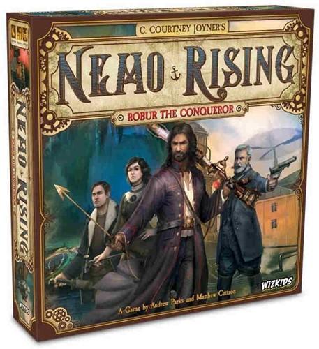 Nemo Rising Robur - The Conqueror