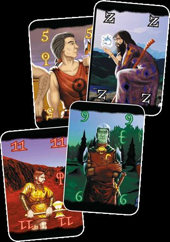 Wizard - Kaartspel-2