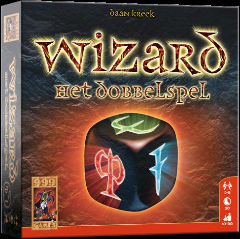 Wizard - Het Dobbelspel
