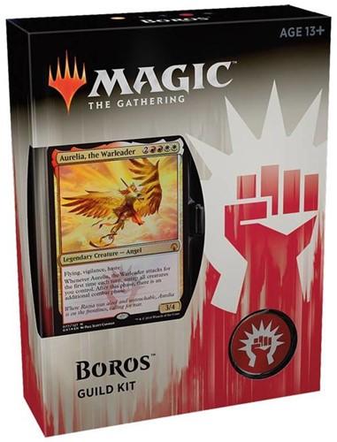 Magic The Gathering - Guilds of Ravnica Guild Kit Boros
