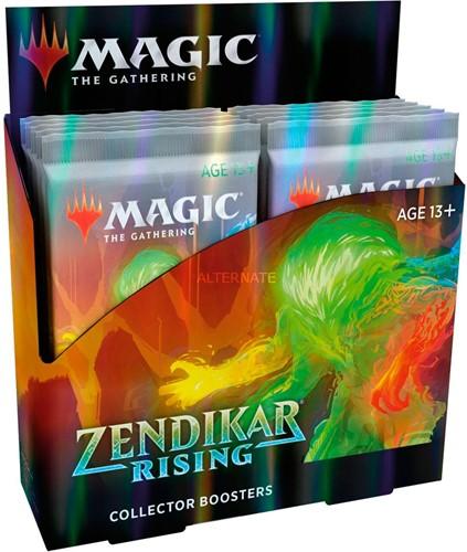 Magic The Gathering - Zendikar Rising Collector Boosterbox