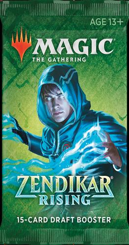 Magic The Gathering -  Zendikar Rising Boosterpack