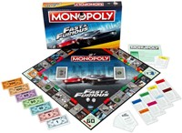 Monopoly Fast & Furious-2