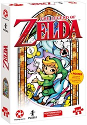 The Legend of Zelda - Link Wind Waker Puzzel (360 stukjes)
