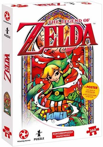 The Legend of Zelda - Link Winds Requiem Puzzel (360 stukjes)