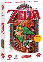 The Legend of Zelda - Link Adventurer Puzzel (360 stukjes)
