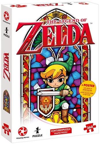 The Legend of Zelda Link - The Hero of Hyrule Puzzel (360 stukjes)