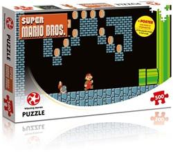 Super Mario Bros - Undergroud Adventures Puzzel (500 stukjes)