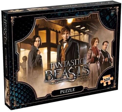 Fantastic Beast Puzzel (500 stukjes)