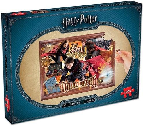 Harry Potter Quidditch (1000 stukjes)
