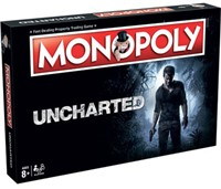 Monopoly - Uncharted (Engels)