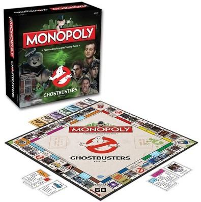 Monopoly - Ghostbusters (Engels)-2