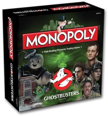 Monopoly - Ghostbusters (Engels)