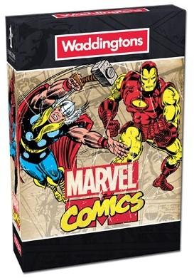Speelkaarten - Marvel Comics Retro