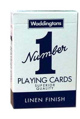 Speelkaarten - Original Classic (Rood of Blauw)-2