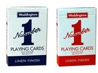 Speelkaarten - Original Classic (Rood of Blauw)