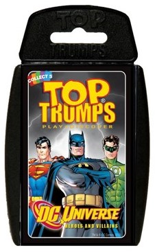 Top Trumps Specials DC Superheroes
