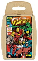 Top Trumps Specials Marvel Comics Retro