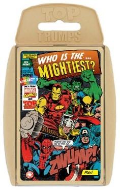 Top Trumps Specials Marvel Comics Retro