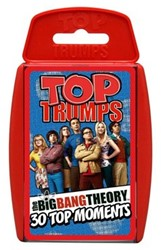Top Trumps Specials Big Bang Theory