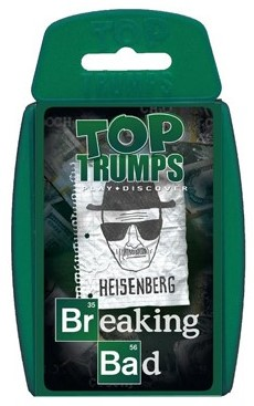 Top Trumps Specials Breaking Bad