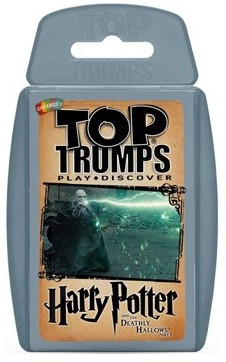 Top Trumps Specials Harry Potter Deathly Hallows 2