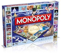 Monopoly Disney Classic (Engels)