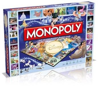 Monopoly Disney Classic (Engels)-1