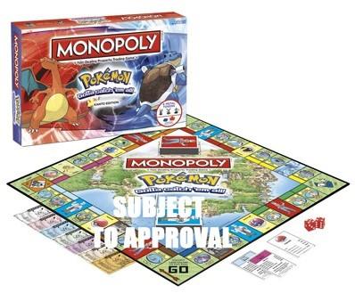 Monopoly - Pokemon Kanto (Engels)-2
