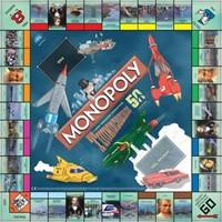 Monopoly - Thunderbirds Retro (Engels)-3