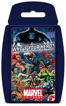 Top Trumps Specials Marvel Universe