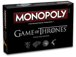 Monopoly - Game of Thrones - Collectors Edition (Engels)