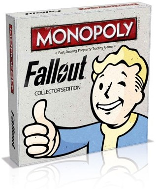 Monopoly Fallout - Collector