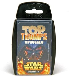 Top Trumps Specials Star Wars 1-3