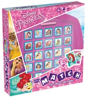 Top Trumps Match - Disney Princess-1