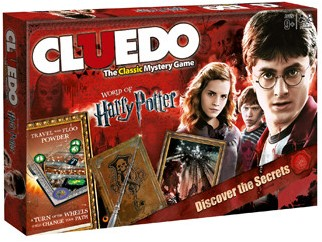 Cluedo - Harry Potter-1