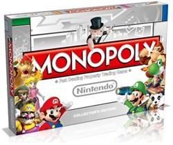 Monopoly - Nintendo (Engels)