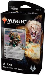 Magic The Gathering - Core 2019 Planeswalker Deck Ajani